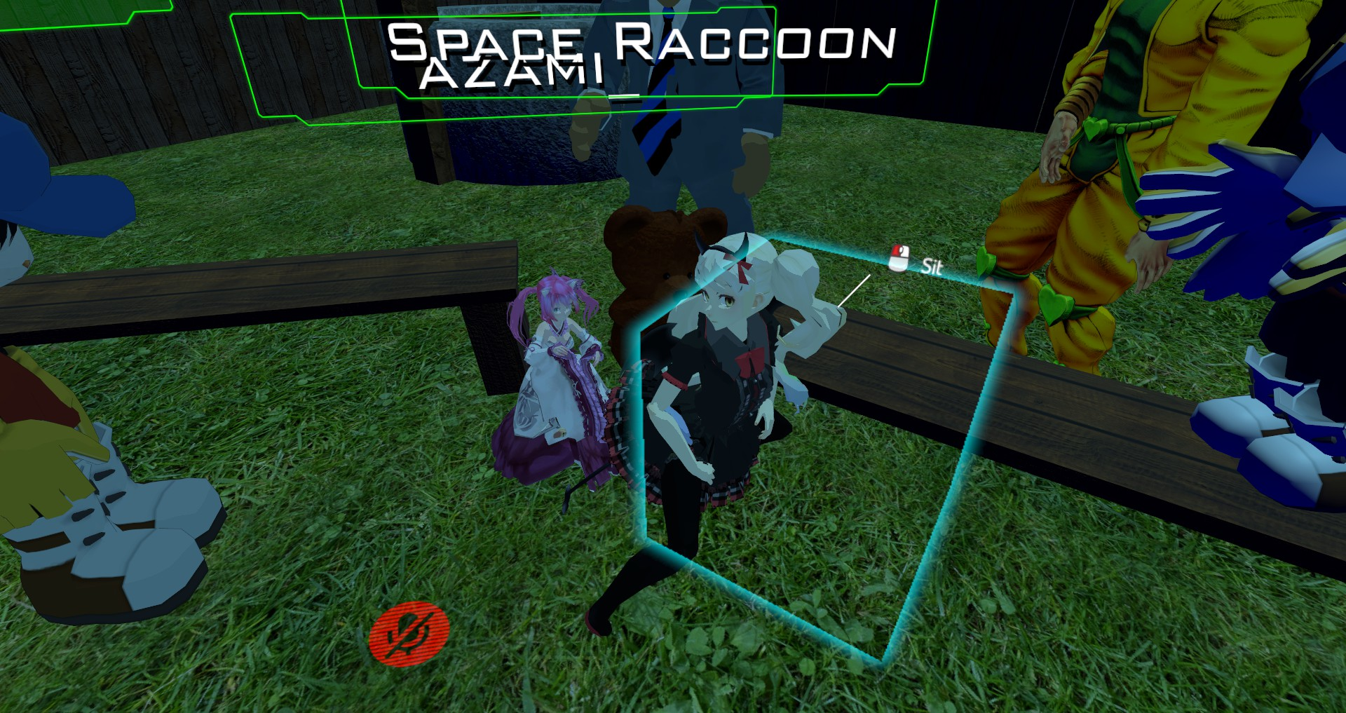 vr chat on steam